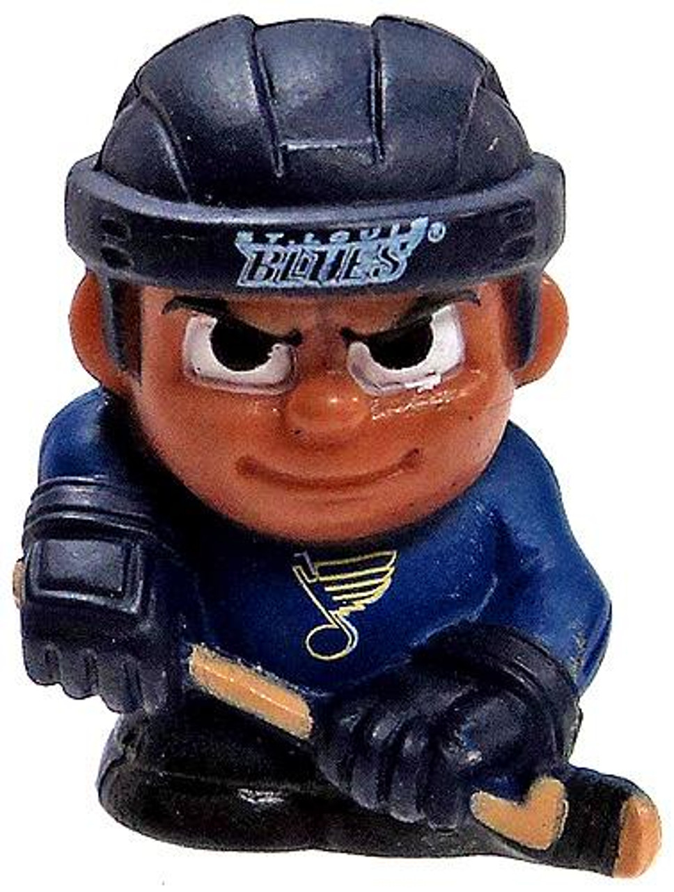 TeenyMates NHL Series 1 St. Louis Blues Mini Figure
