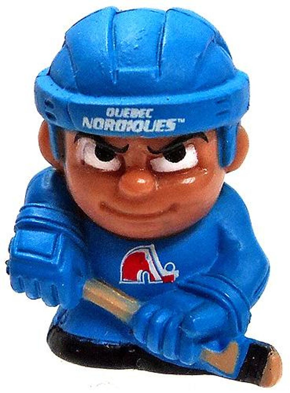 TeenyMates NHL Series 1 Quebec Nordiques Mini Figure [Vintage]