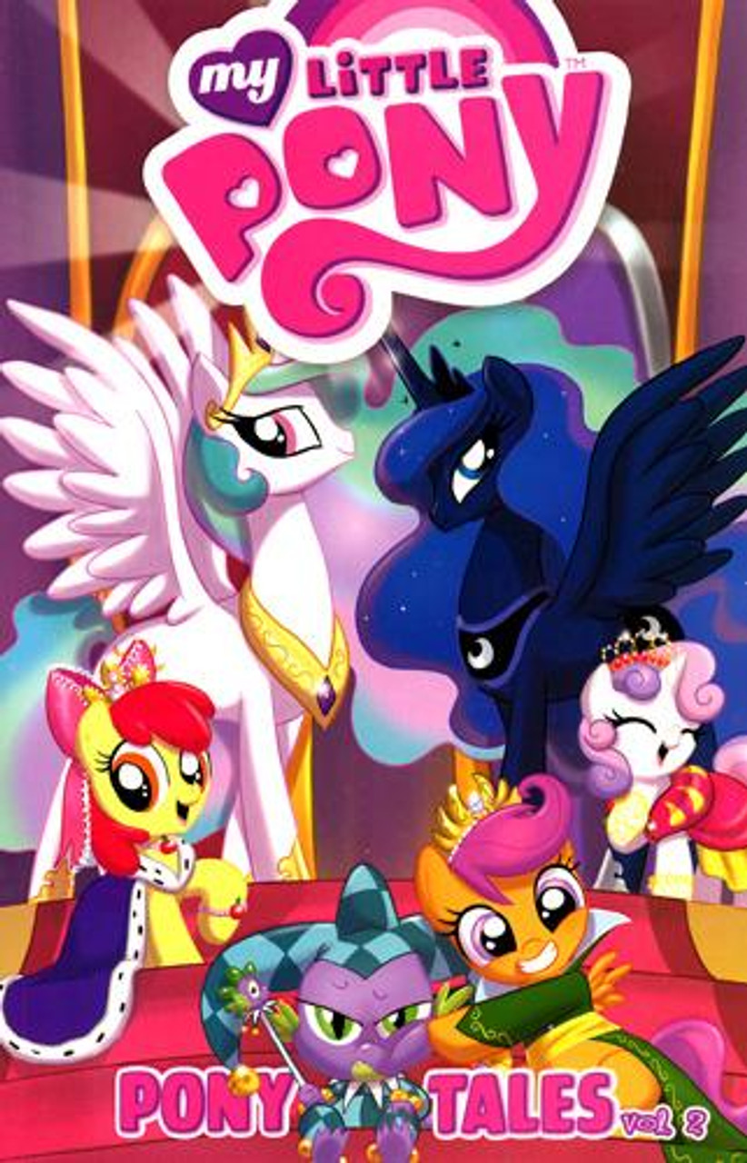My Little Pony Pony Tales Vol. 2 Trade Paperback