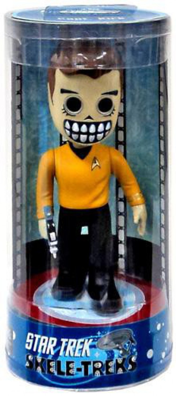 NECA Star Trek The Original Series Skele-Treks Captain Kirk 5-Inch Vinyl Figure