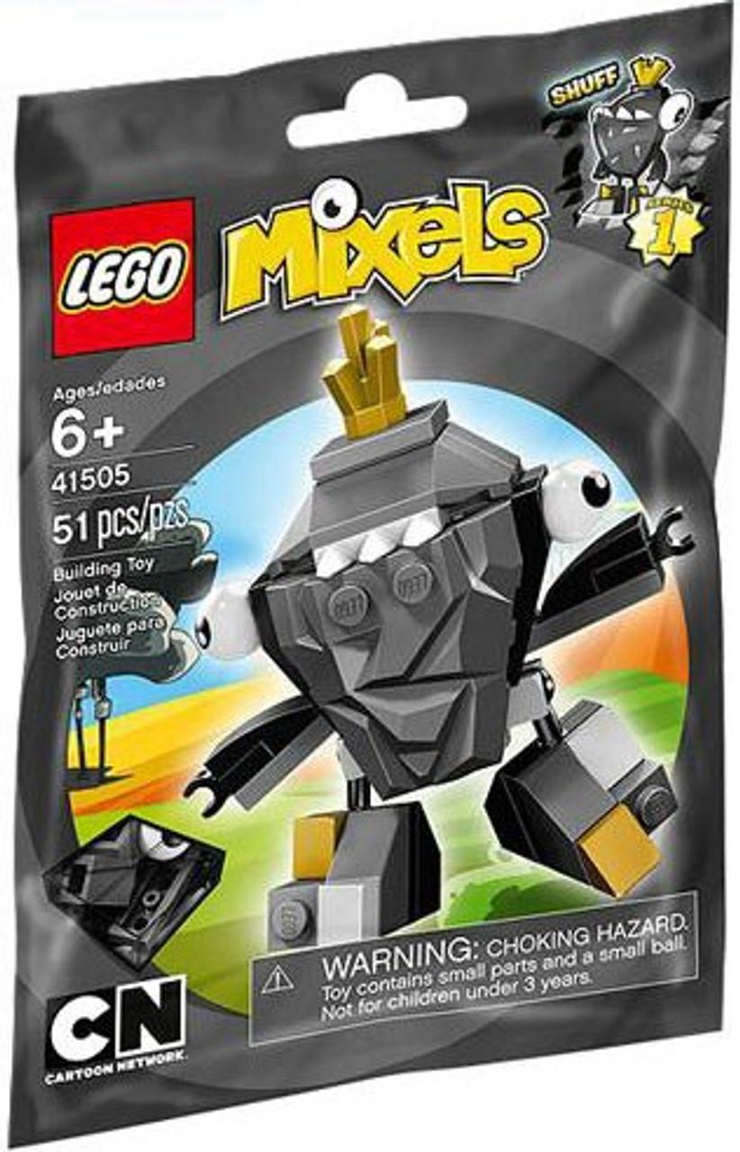 LEGO Mixels Series 1 Shuff Set #41505