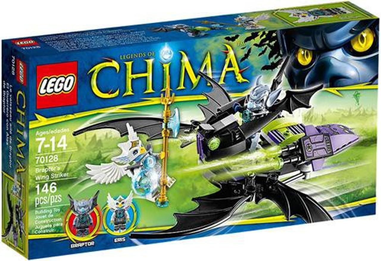 LEGO Legends of Chima Braptor's Wing Striker Set #70128