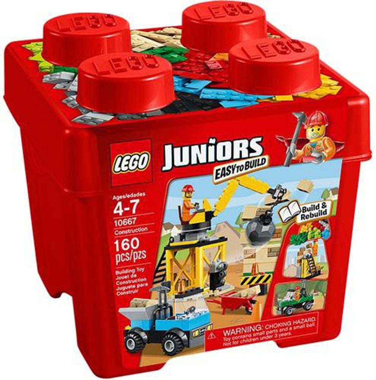 LEGO Juniors Construction Set #10667