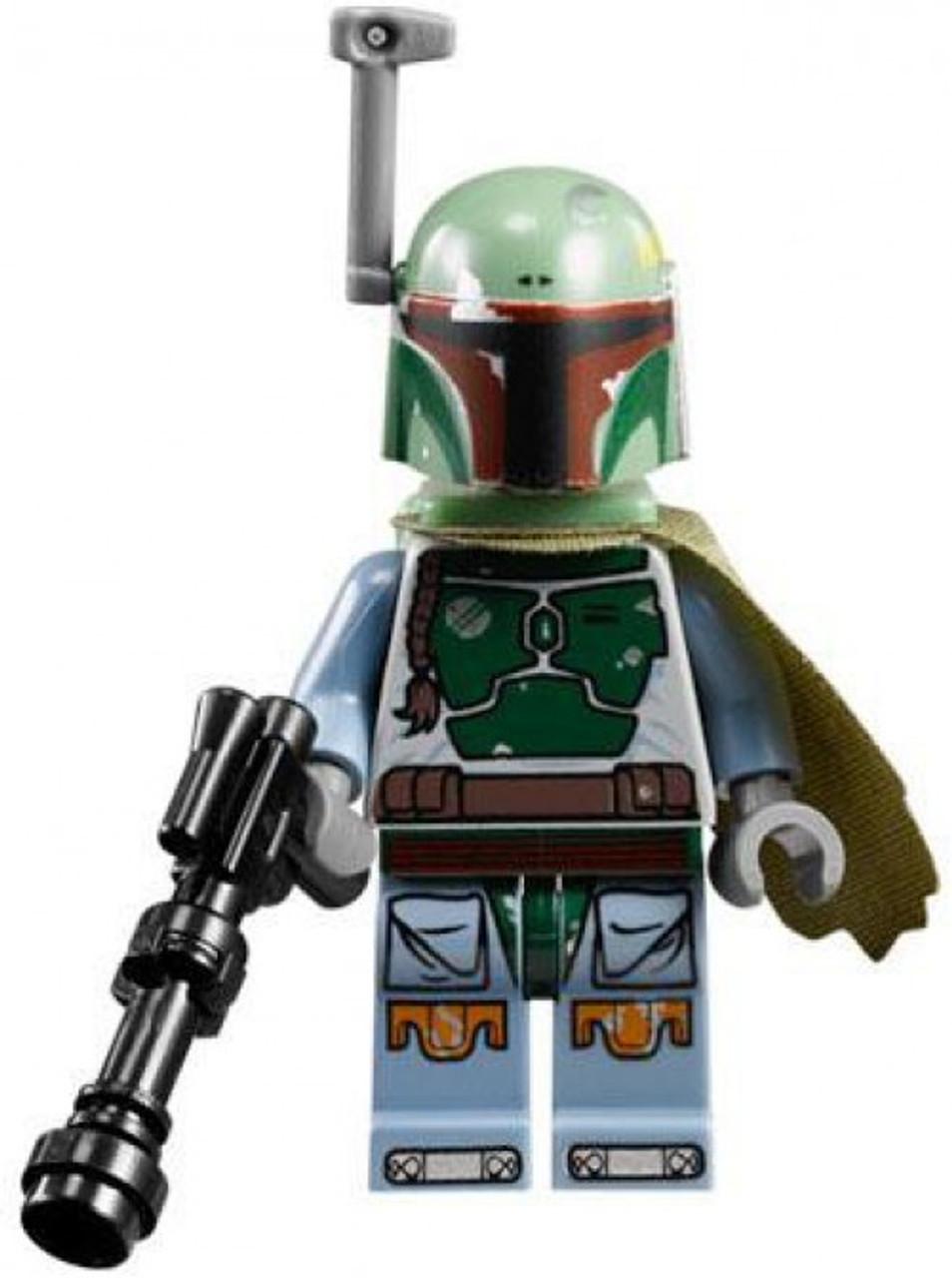 LEGO Star Wars Loose Boba Fett Minifigure [Blue Loose]