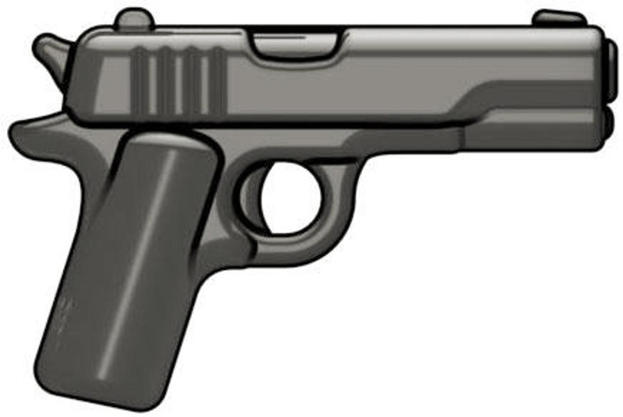 BrickArms Weapons M1911 v2 2.5-Inch [Titanium]