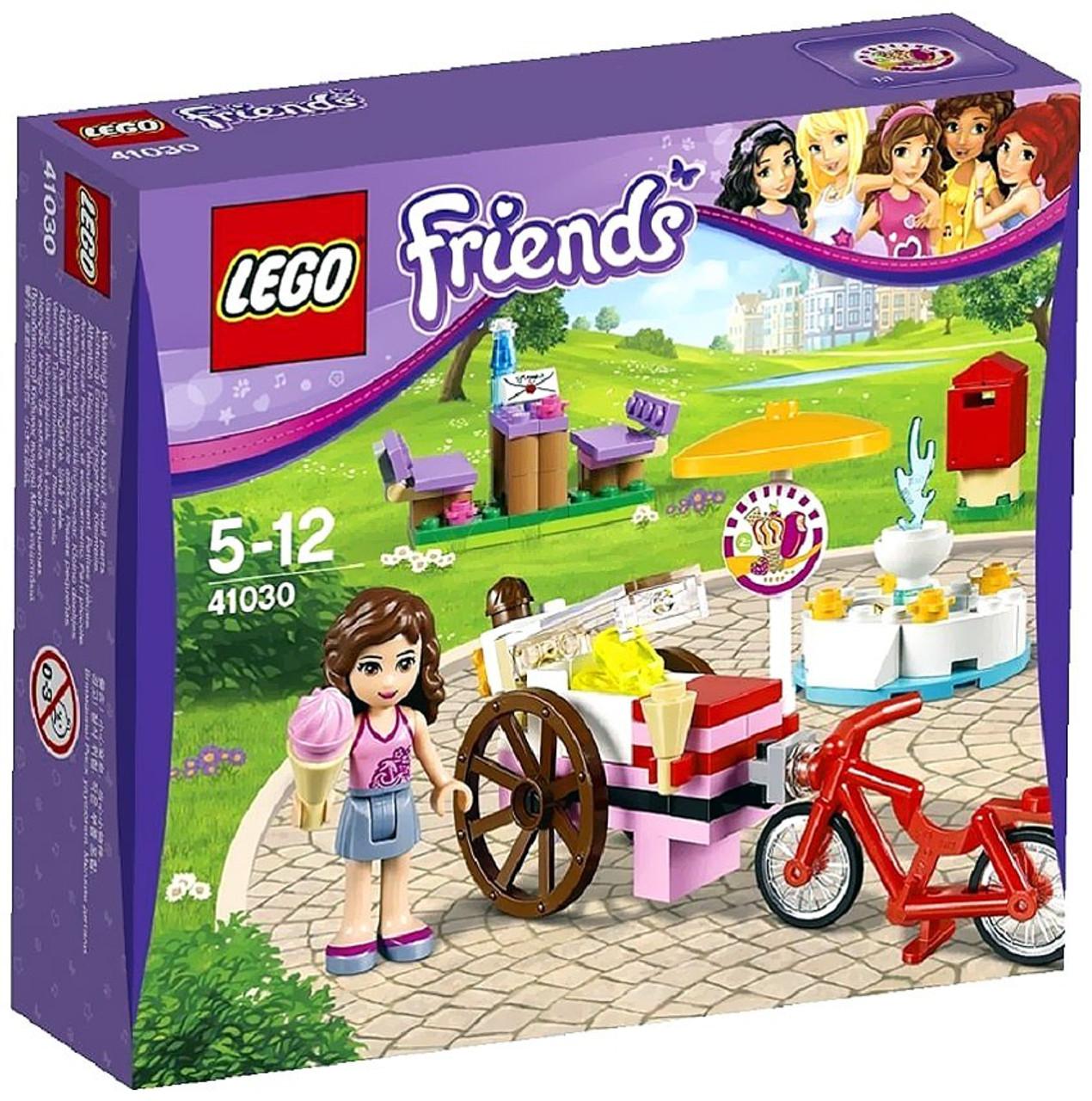 LEGO Friends Olivia's Ice Cream Bike Set #41030