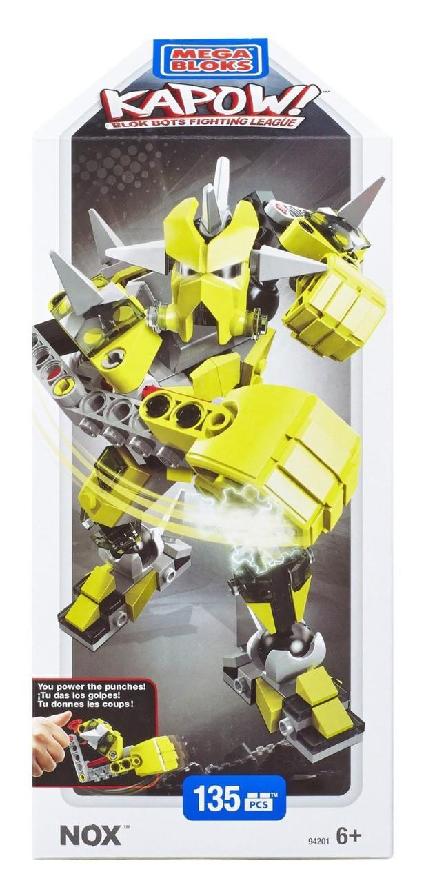 Mega Bloks Kapow! Nox Set #94201