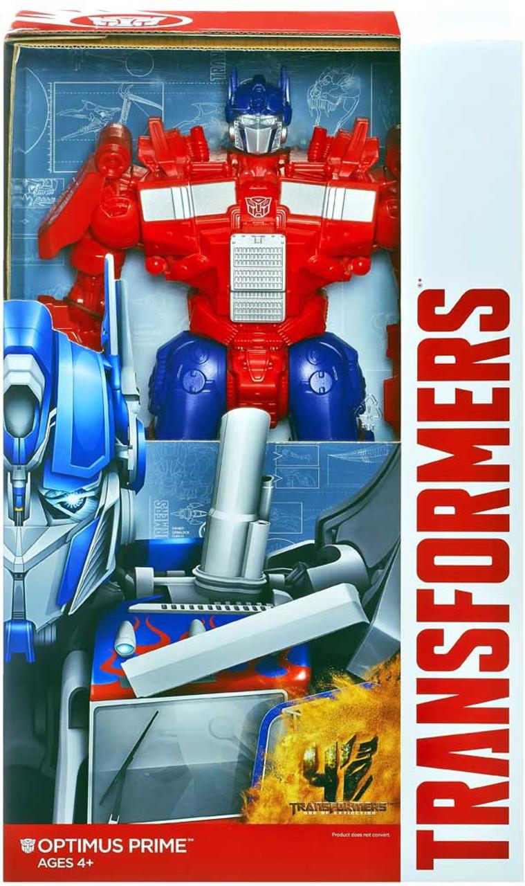 Transformers Age of Extinction Optimus Prime Titan Guard Action Figure [Titan Guard]