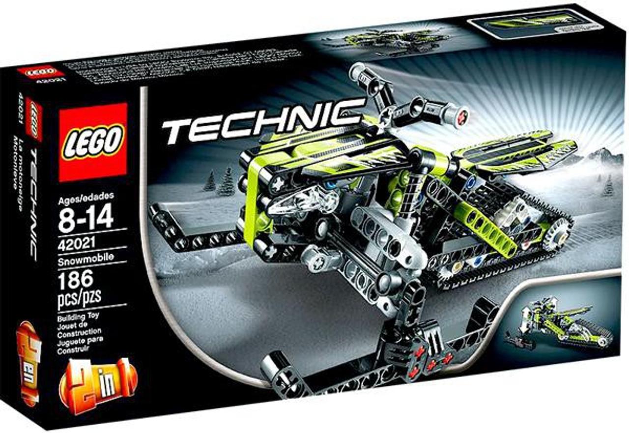 LEGO Technic Snowmobile Set #42021