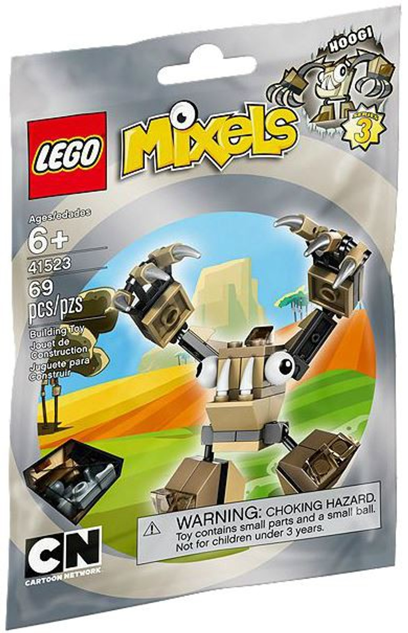 lego mixels series 3 instructions