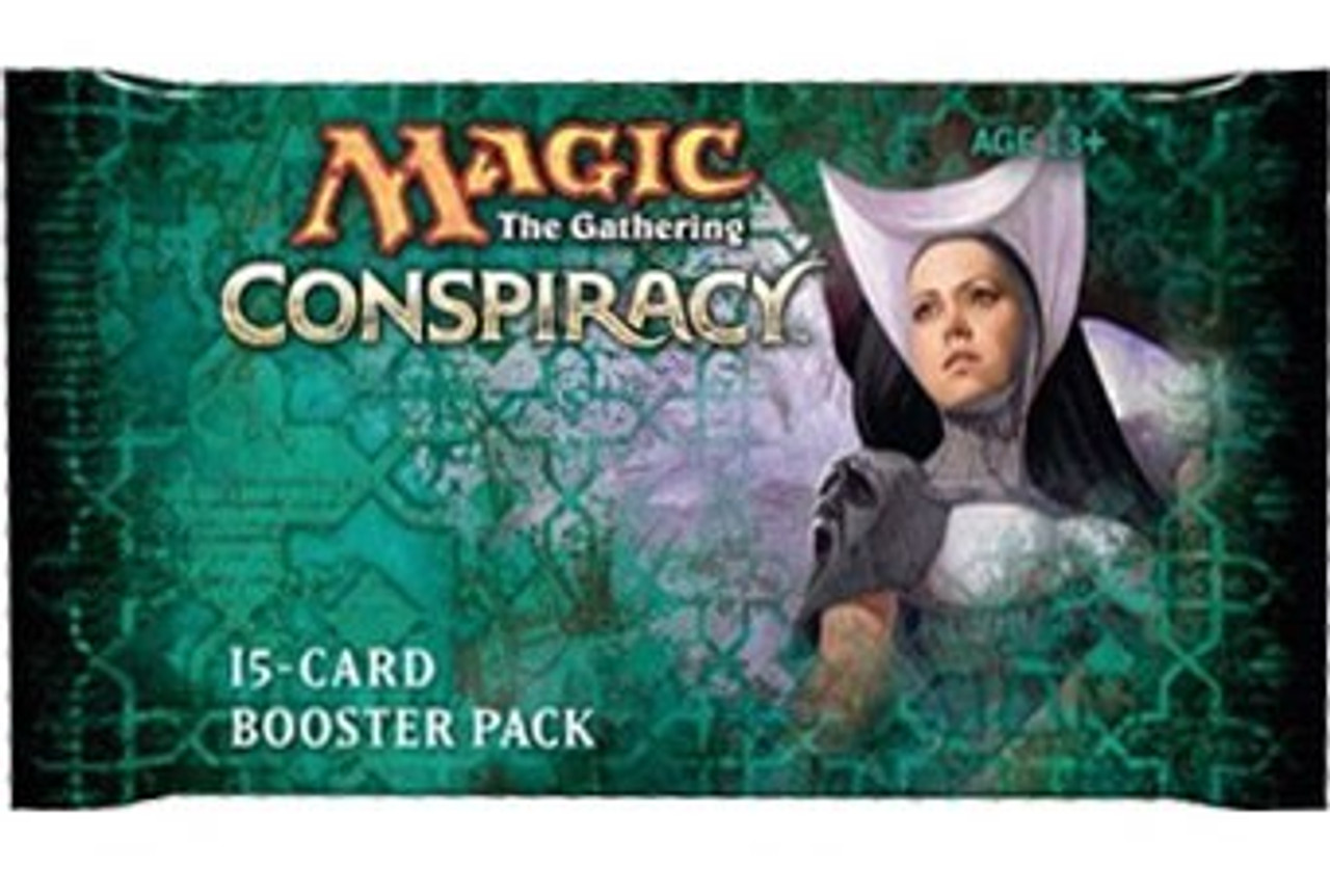 MtG Conspiracy Booster Pack