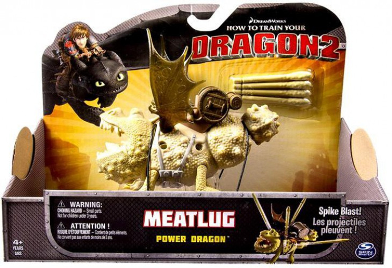 how to train your dragon meatlug toy