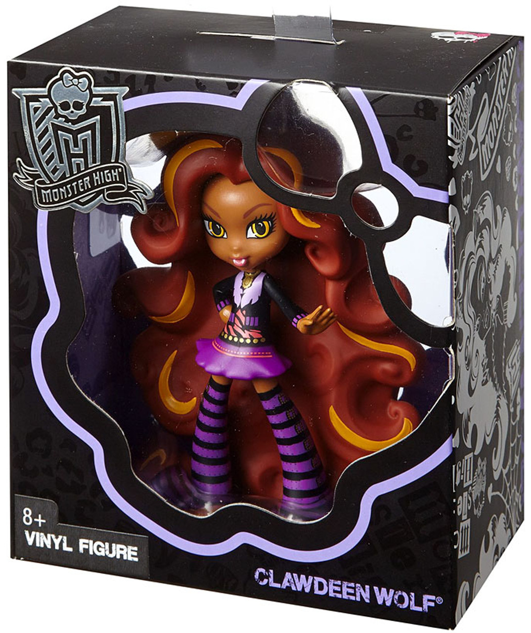 Monster High Clawdeen Wolf Vinyl Figure Mattel Toys  ToyWiz
