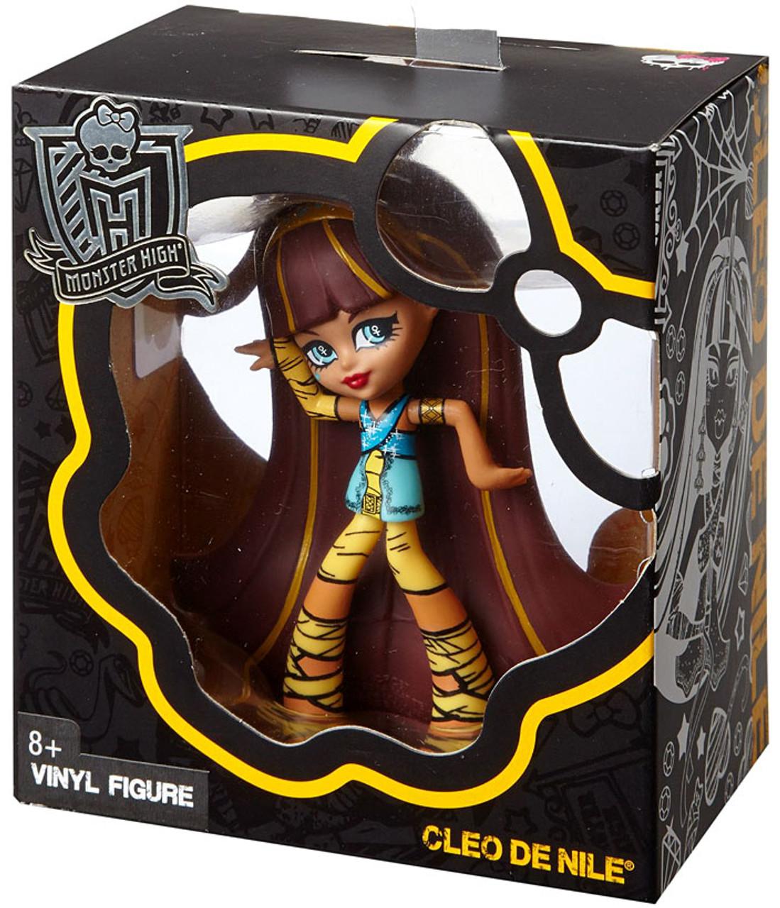 Worksheet. Monster High Cleo de Nile Vinyl Figure Mattel Toys  ToyWiz