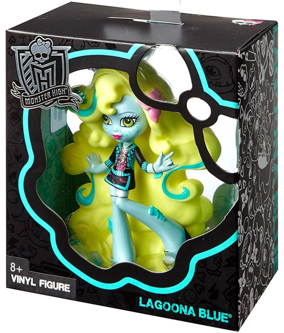 Monster High Lagoona Blue Vinyl Figure Mattel Toys  ToyWiz