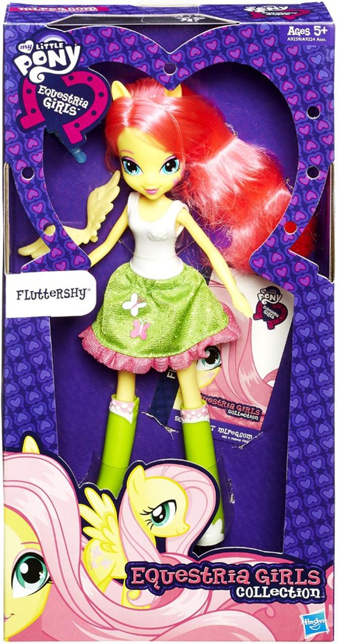 My little pony equestria girl dolls fluttershy - photo#43