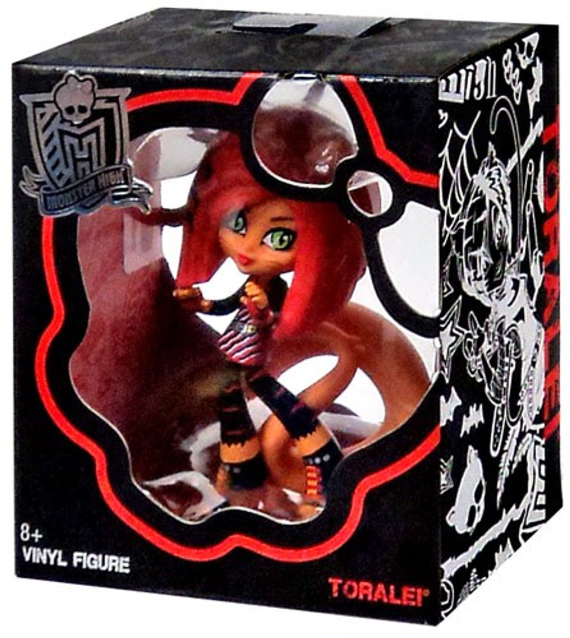 Monster High Toralei Vinyl Figure Mattel Toys  ToyWiz