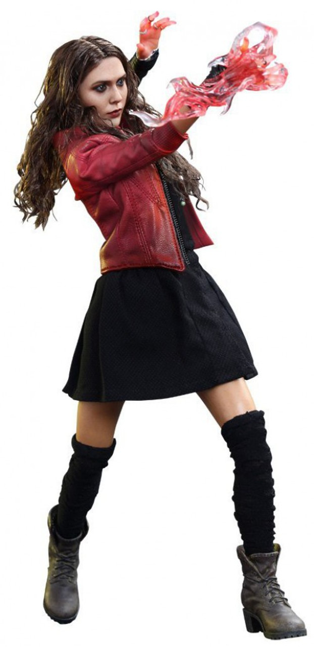 Marvel Avengers Age of Ultron Scarlet Witch 16 Collectible Figure