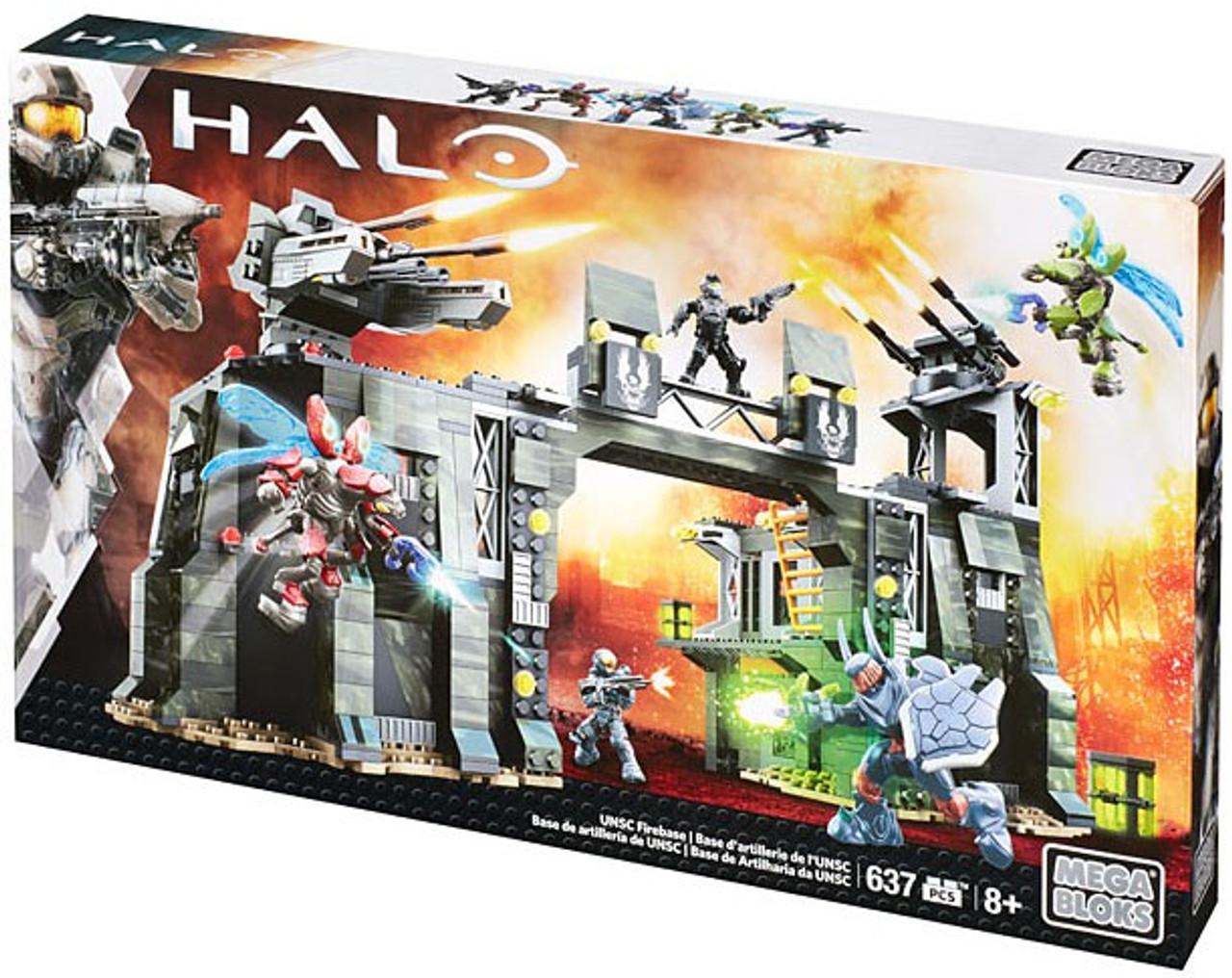 Mega Bloks Halo UNSC Firebase Set #38138