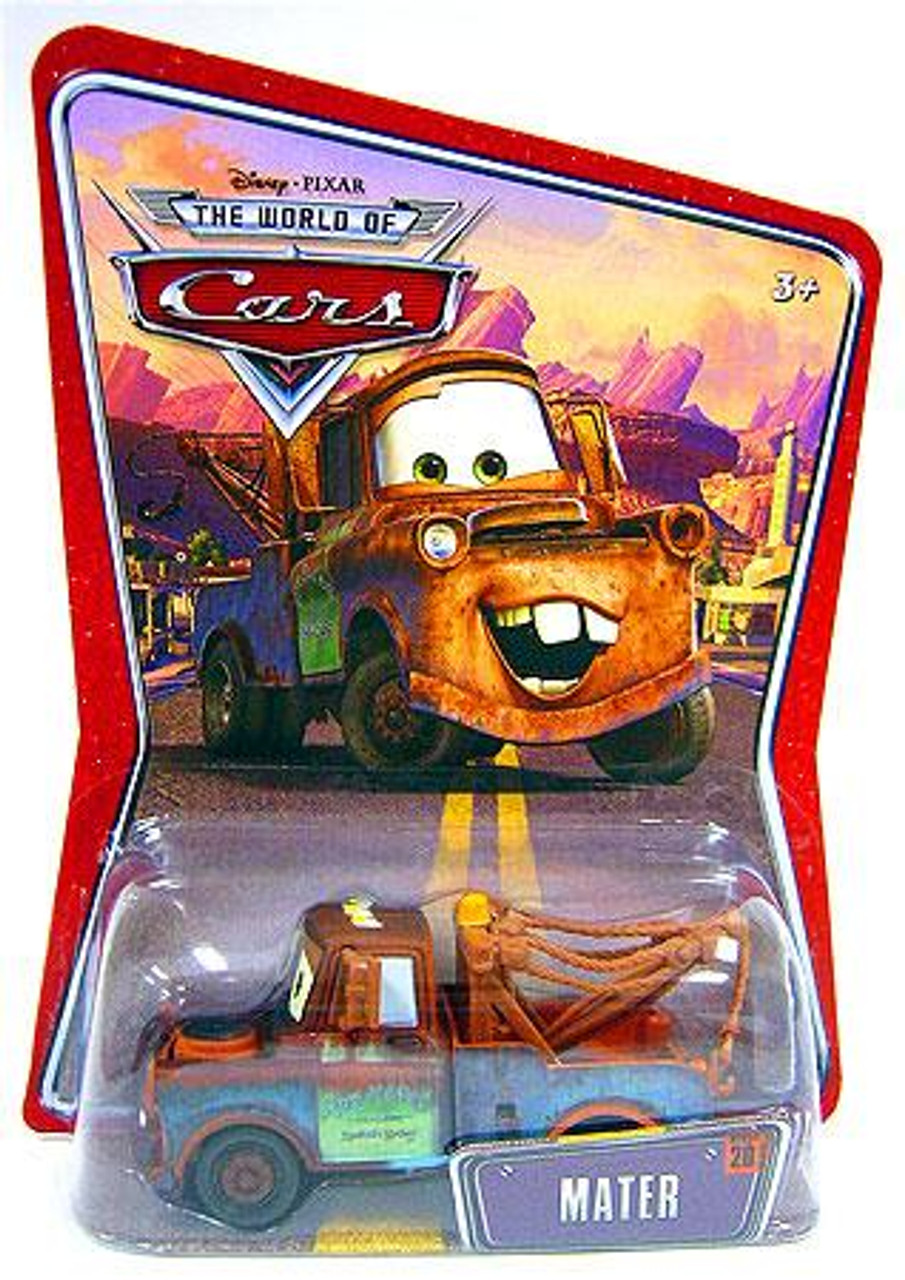 Disney Cars The World of Cars Series 1 Mater Diecast Car