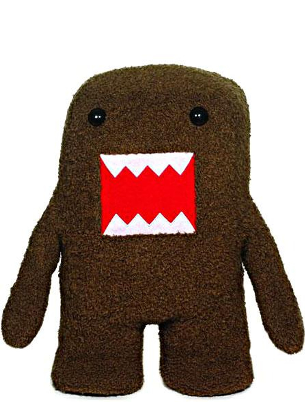 Domo 5-Inch Plush Figure [Brown]