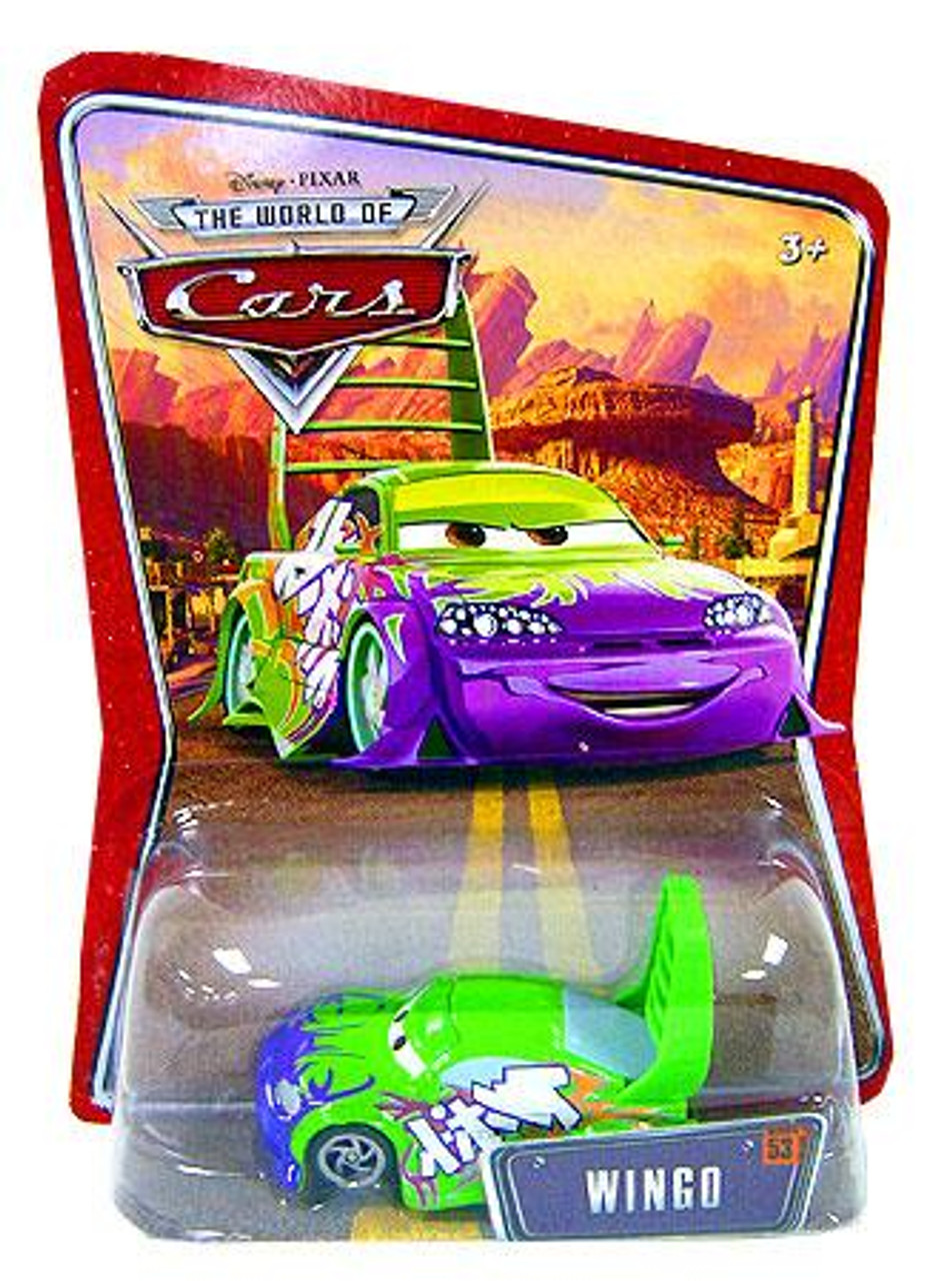 Disney Cars The World of Cars World of Cars Wingo Diecast Car