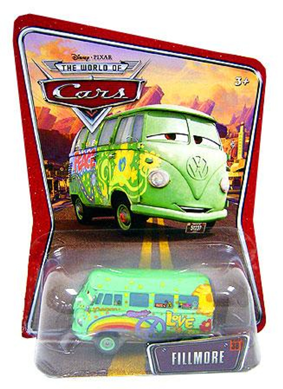 Disney Cars The World of Cars Fillmore Diecast Car