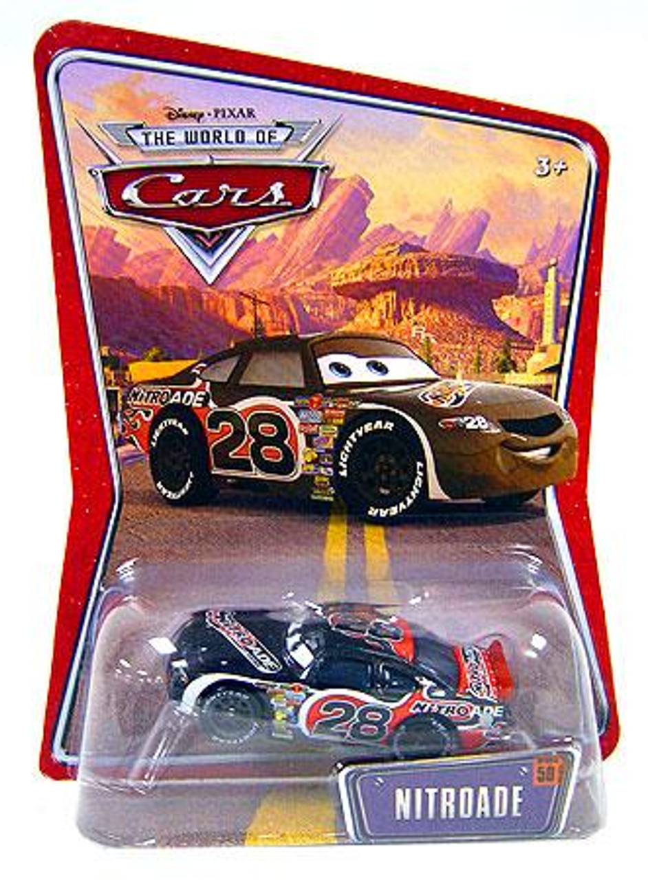 Disney Cars The World of Cars Nitroade Diecast Car