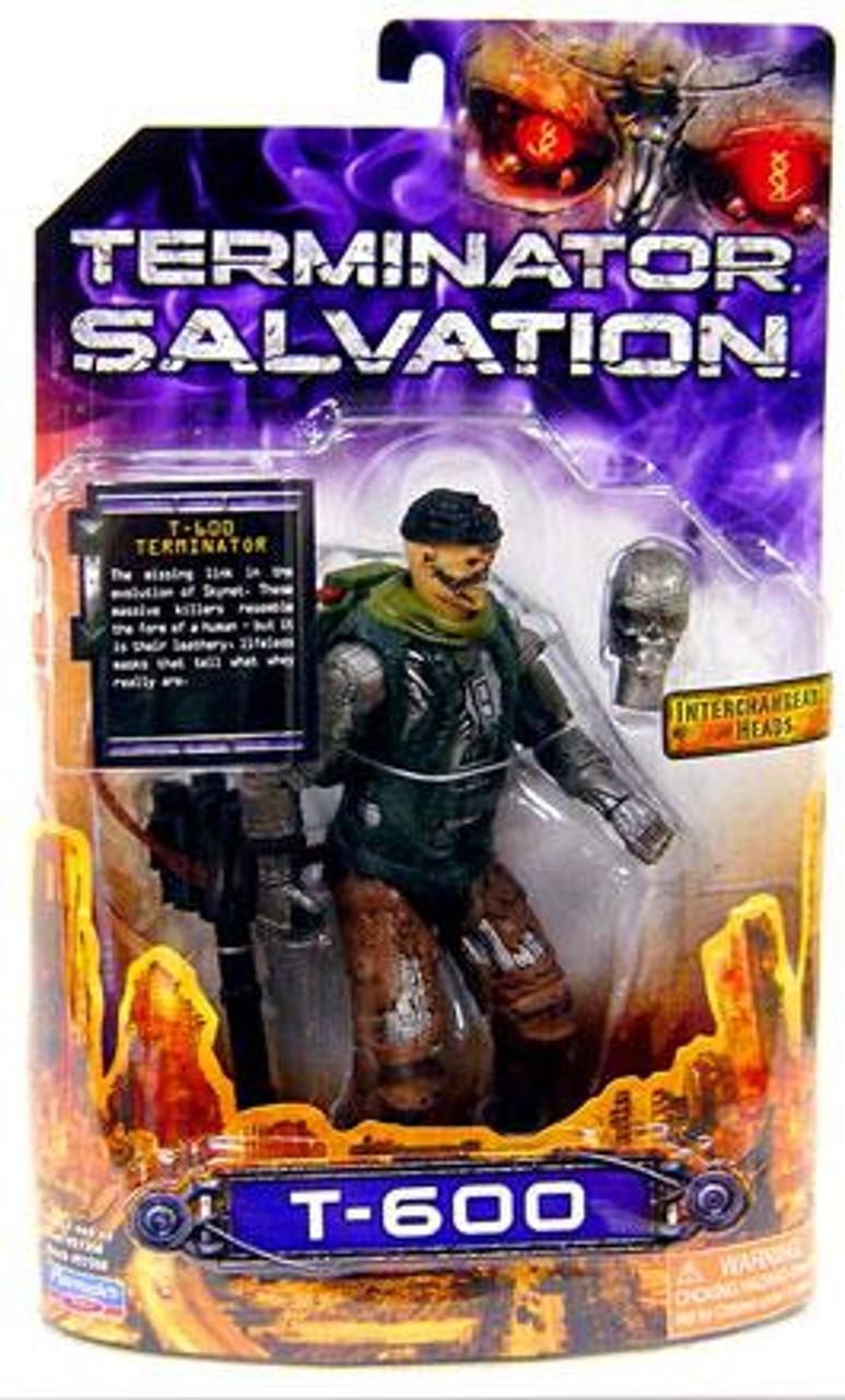Terminator Salvation T-600 Action Figure [6 Inch]