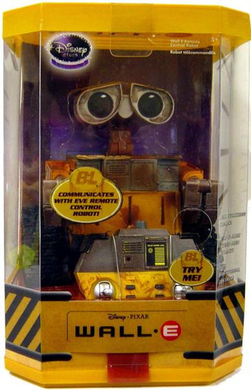 Disney / Pixar Wall-E Exclusive 10-Inch Remote Control Robot