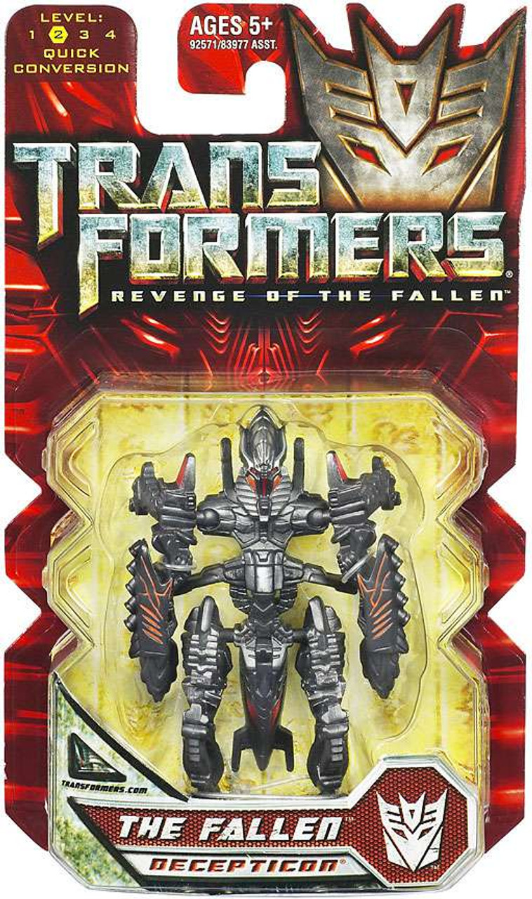 Transformers Revenge of the Fallen The Fallen Legend Action Figure