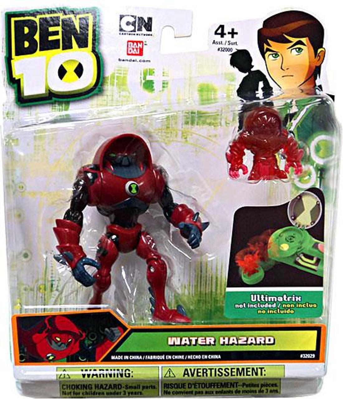 Ben 10 Water Hazard Action Figure