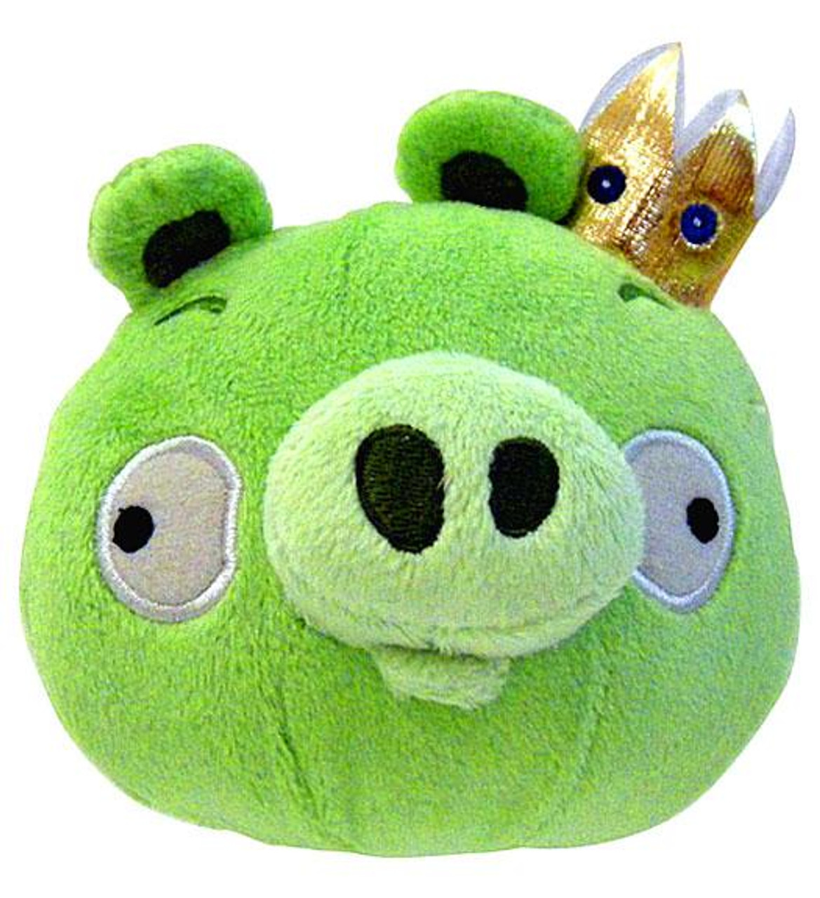 Angry Birds King Pig 12-Inch Plush [With Sound]