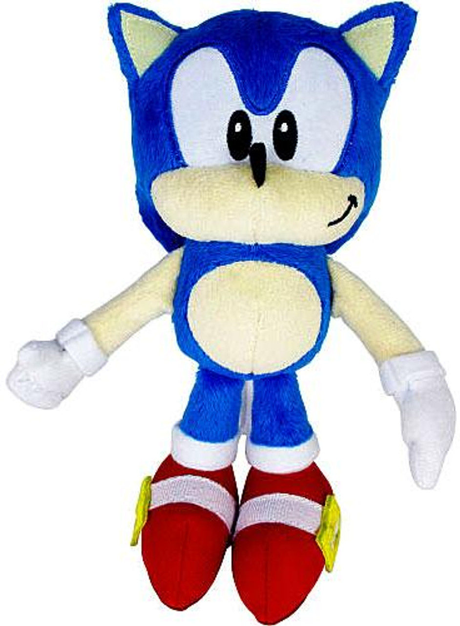 Sonic The Hedgehog 20th Anniversary Sonic 7-Inch Plush [Classic]