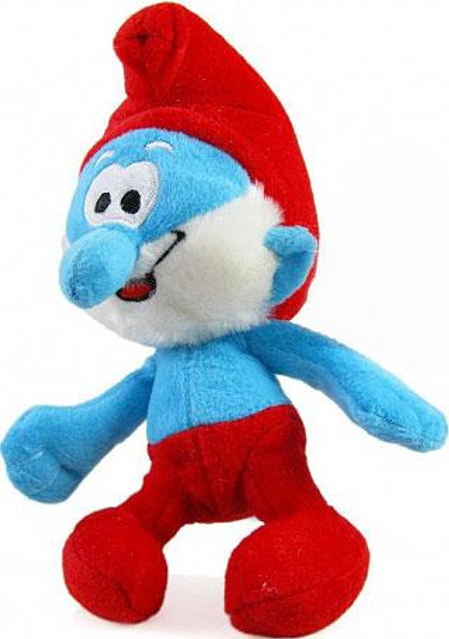The Smurfs Papa Smurf 8-Inch Plush