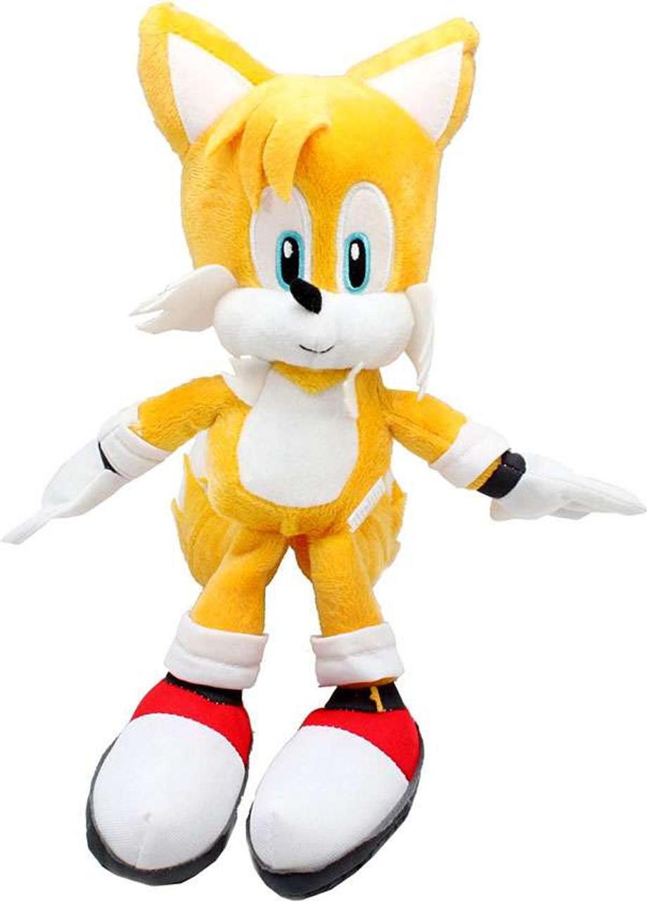 Sonic The Hedgehog 20th Anniversary Tails 12-Inch Plush