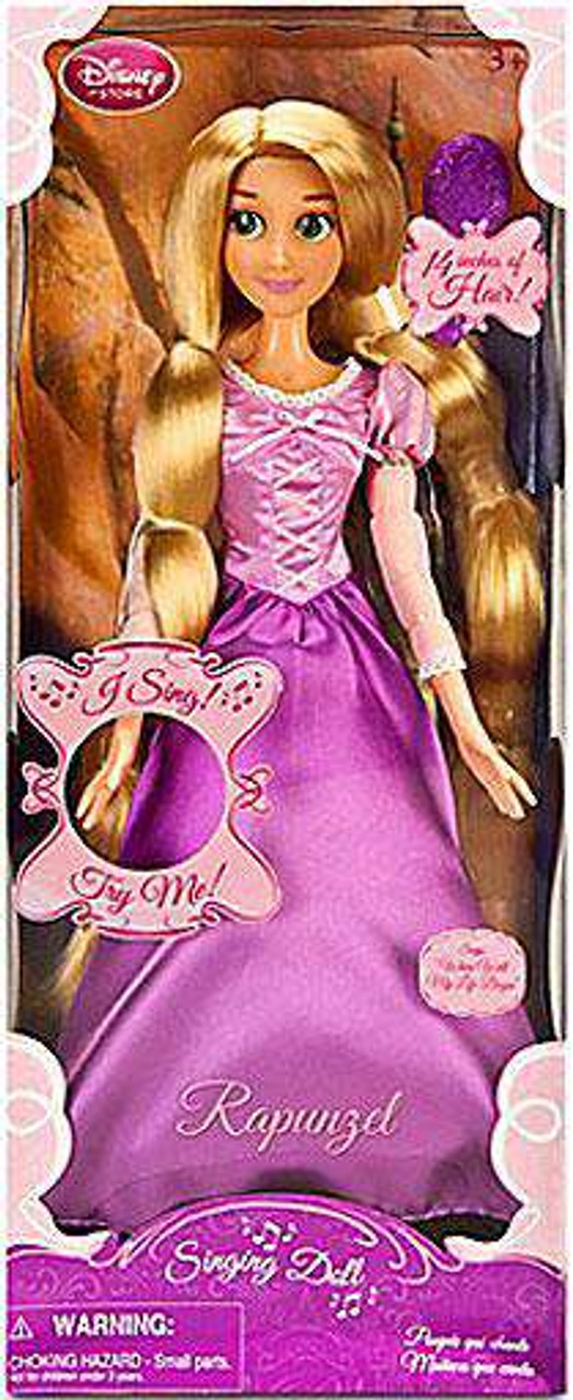 Disney Tangled Rapunzel Exclusive 17-Inch Doll [Singing, 14 Inches of Hair]