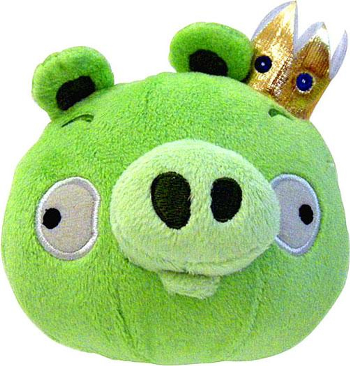 Angry Birds King Pig 16-Inch Plush [With Sound]