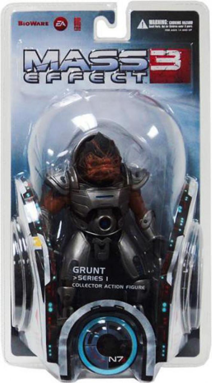 Mass Effect 3 Grunt Action Figure