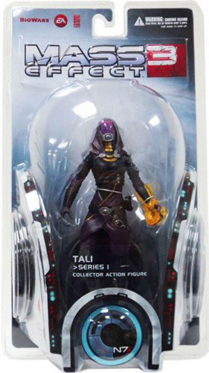Mass Effect 3 Series 1 Tali Action Figure