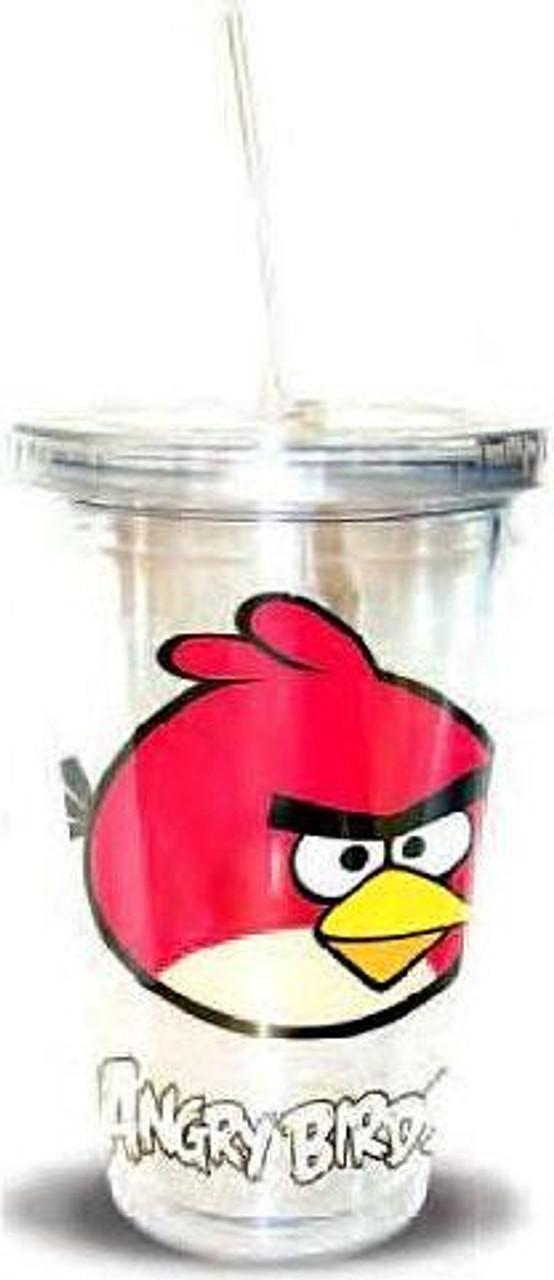 Angry Birds Red Bird 16 oz. Tumbler
