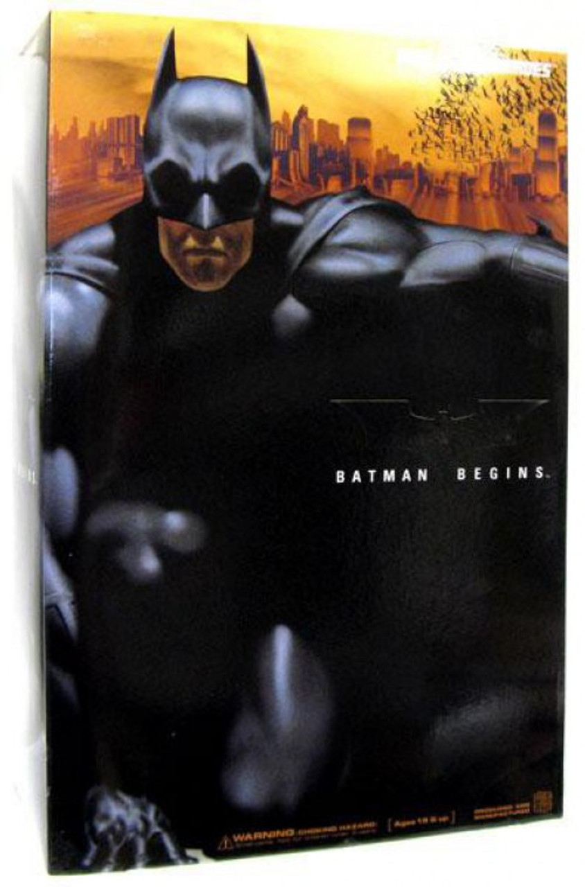 Batman Begins Real Action Heroes Batman Action Figure