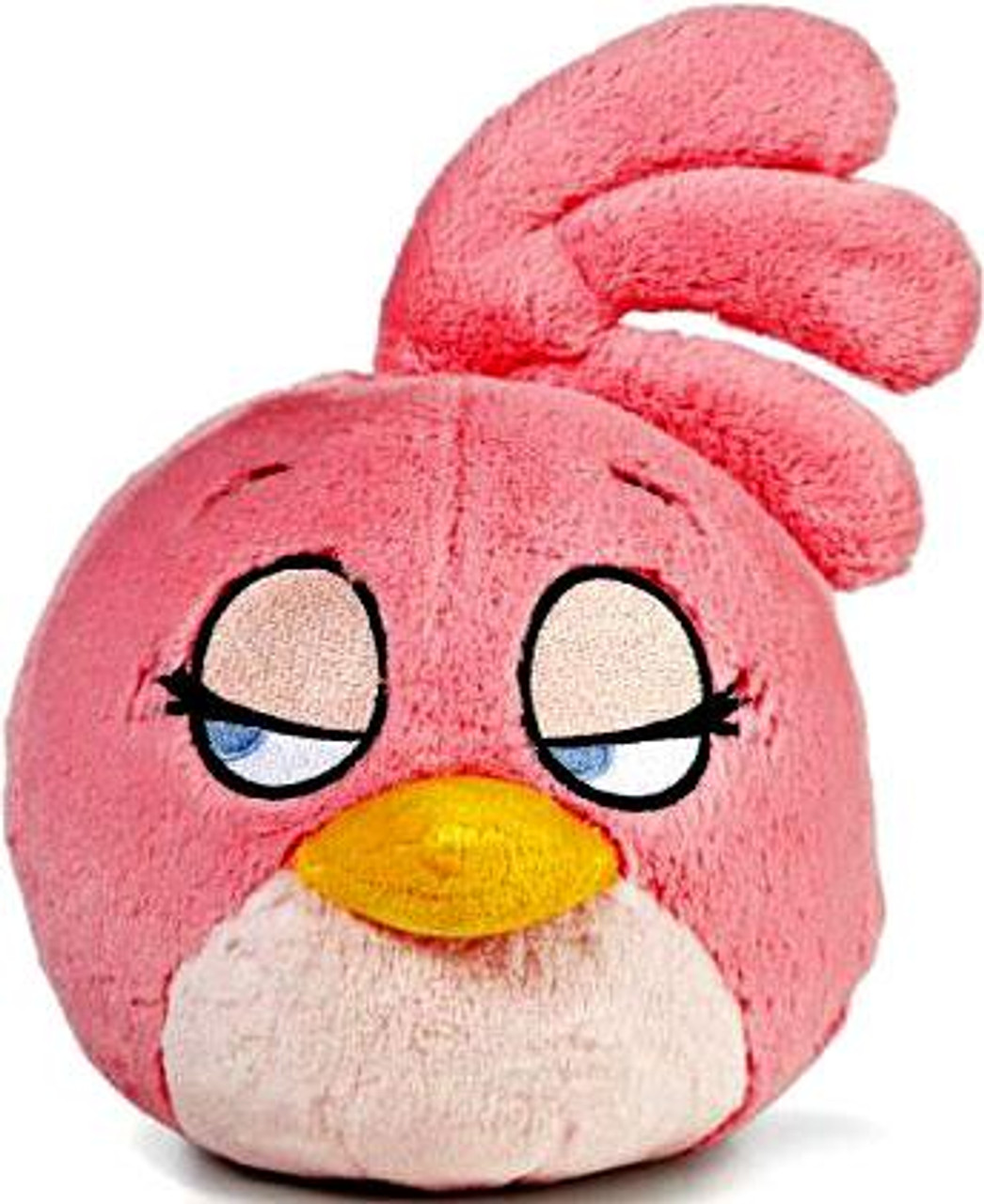 Angry Birds Pink Bird 16-Inch Plush [With Sound]