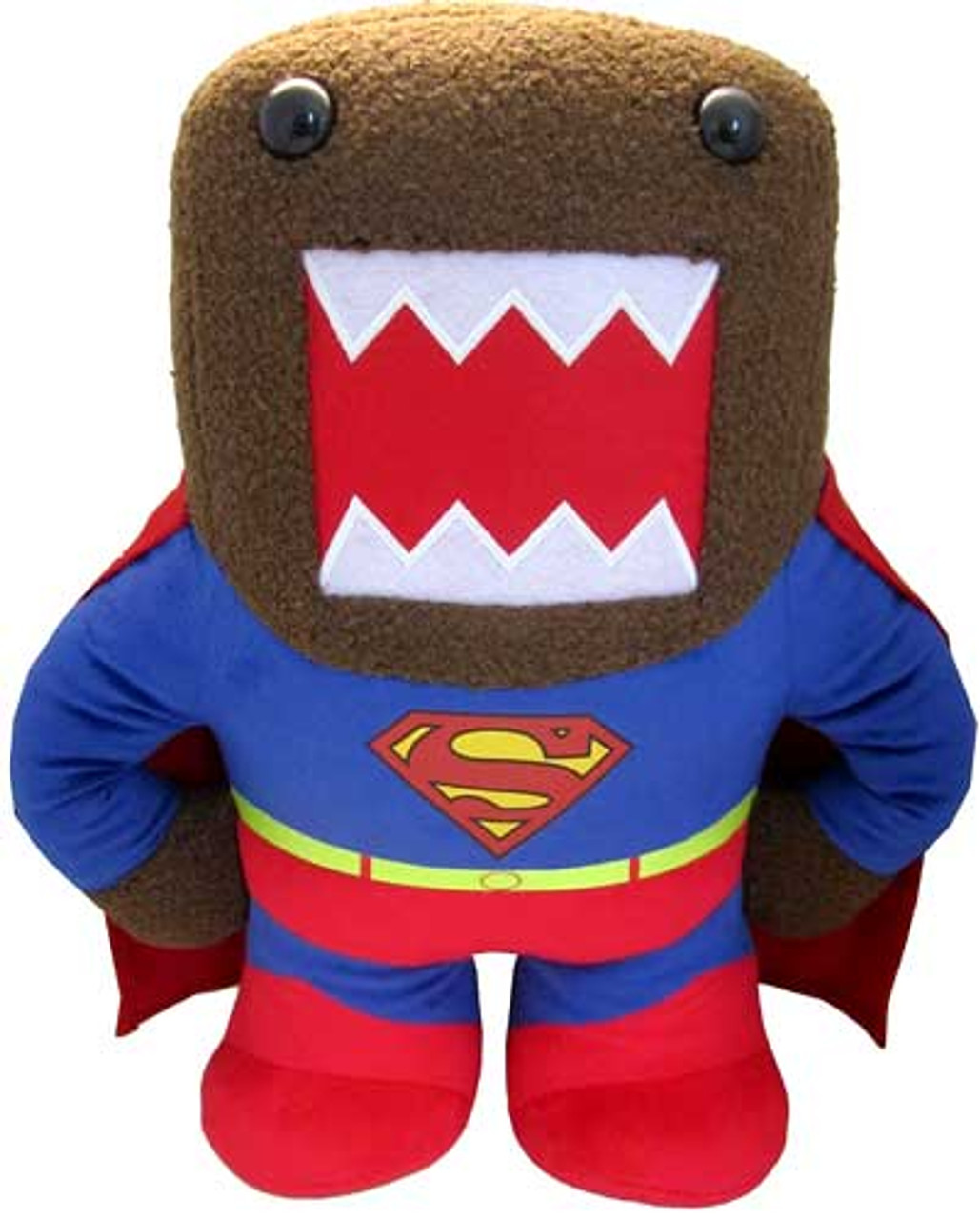 Last Son of Krypton Superman Domo 16.5-Inch Plush