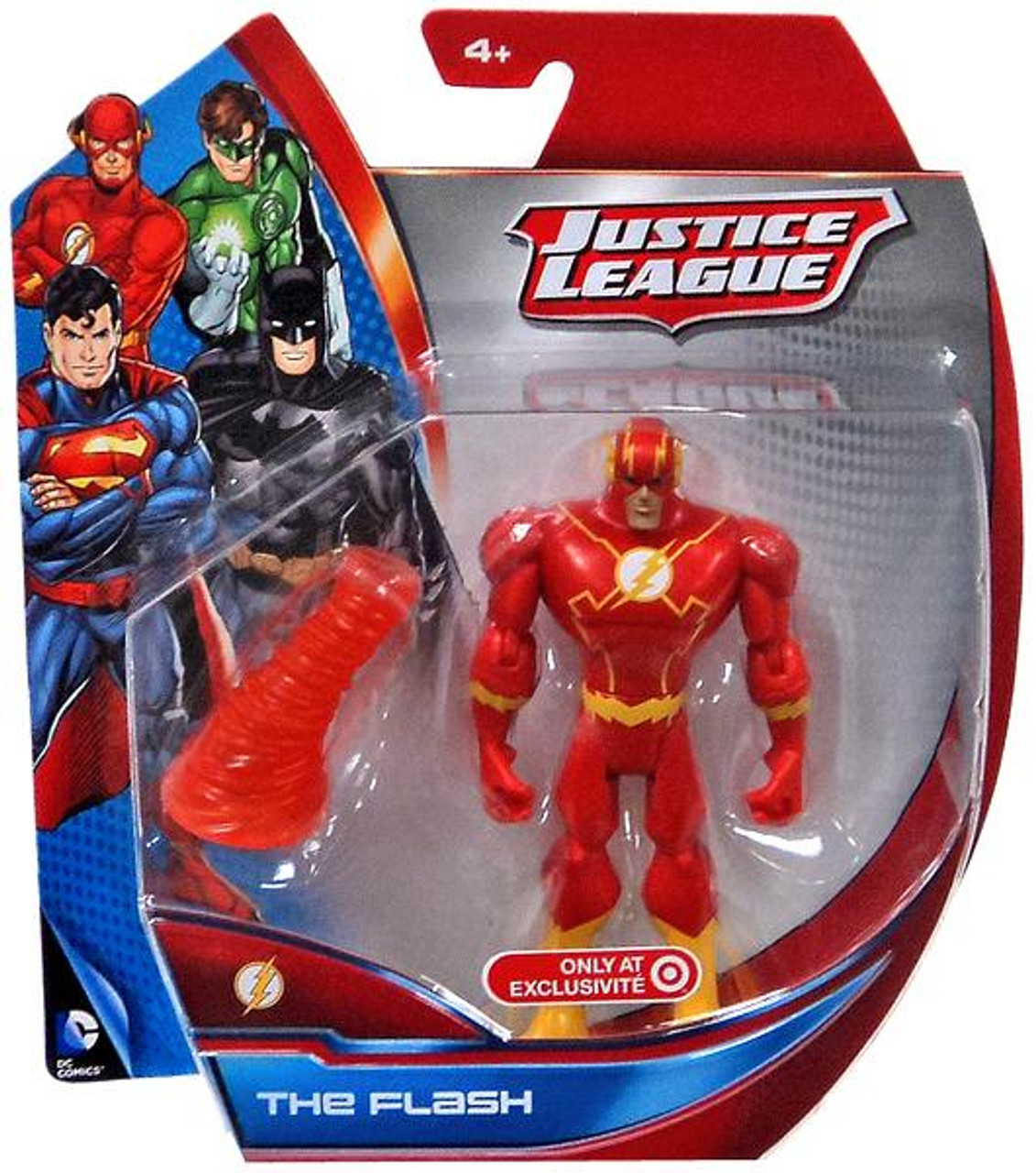 Justice League The Flash Exclusive Action Figure