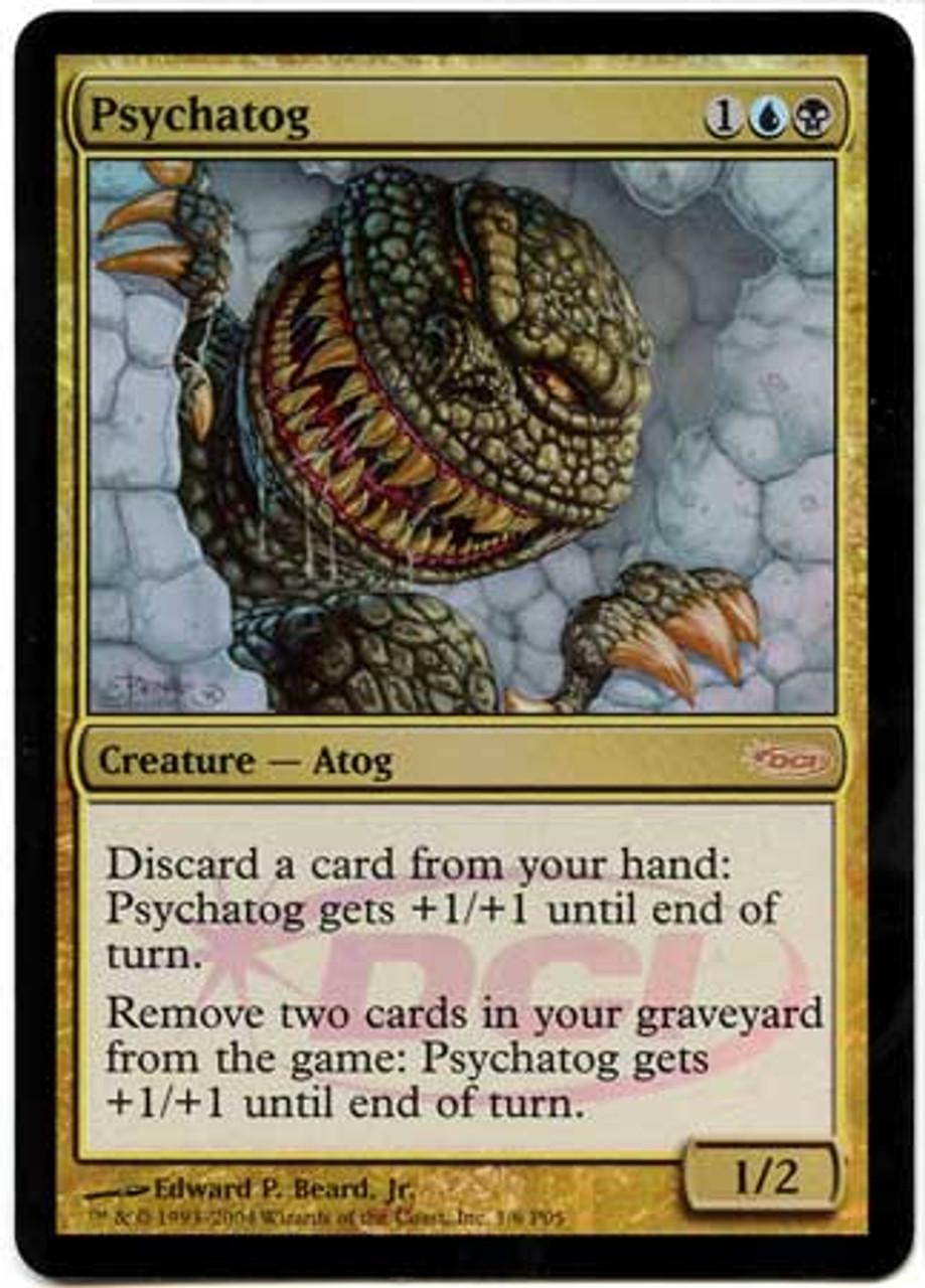MtG Assorted Promo Cards Promo Psychatog #1 [Player Rewards]