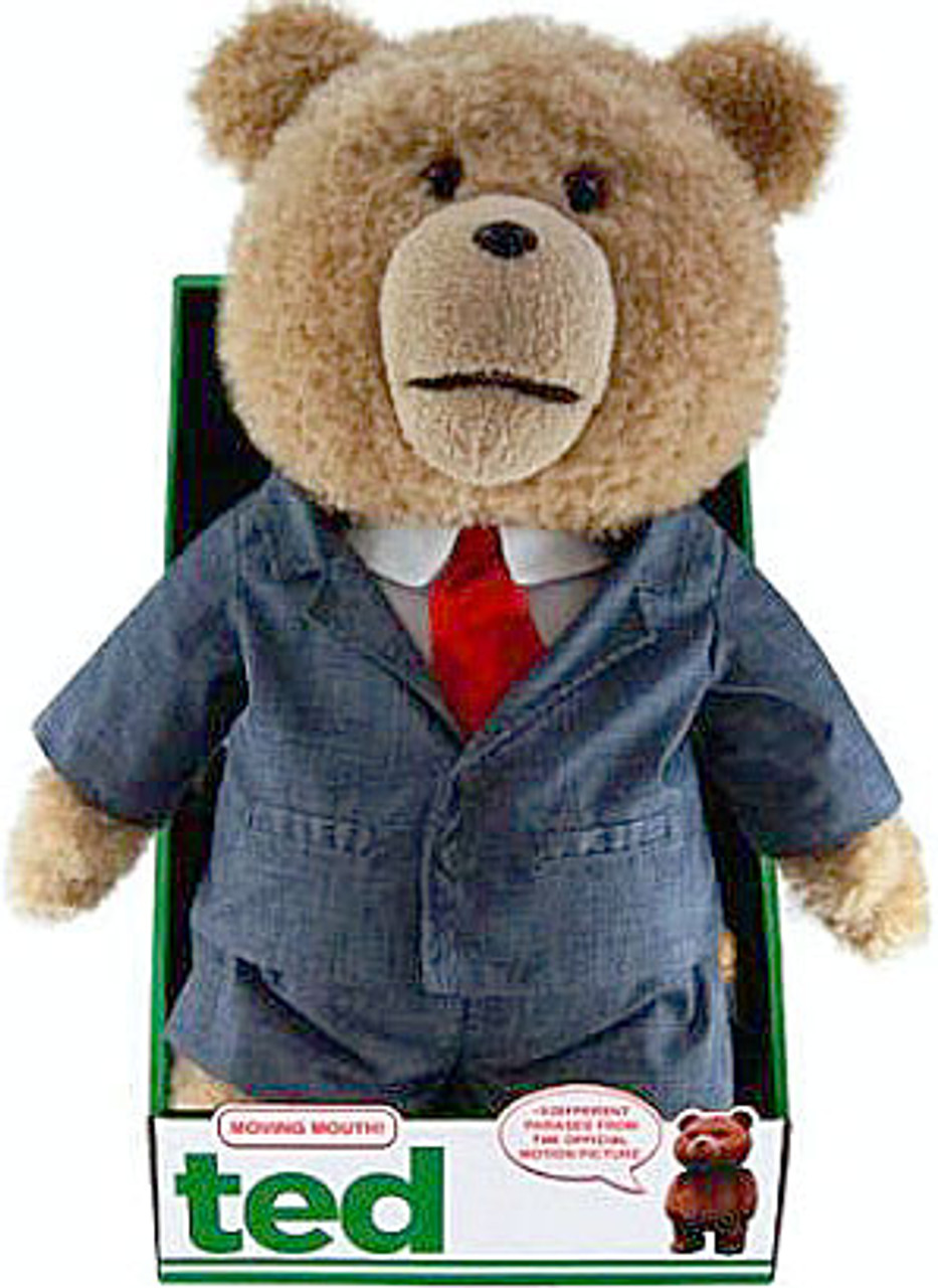 Ted Movie Ted 16-Inch Plush [In Suit]