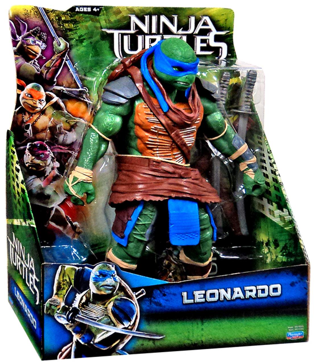 Teenage Mutant Ninja Turtles 2014 Movie 11 Inch Leonardo Action Figure