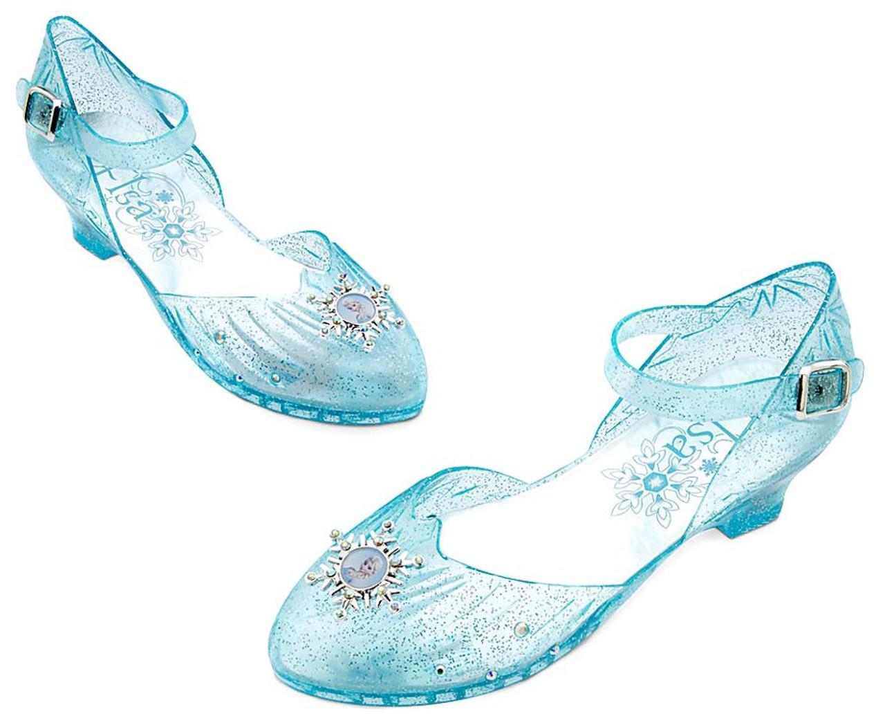 Elsa Shoes At Disney Store