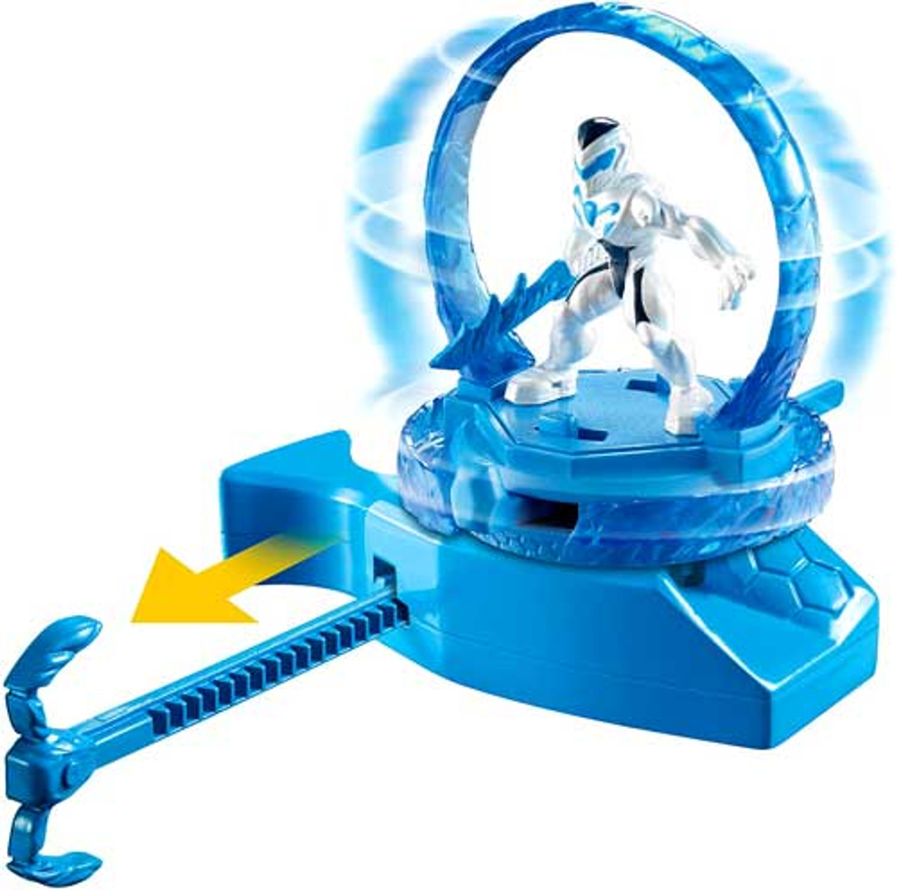 Turbo Battlers Max Steel Figure [Turbo Energy]